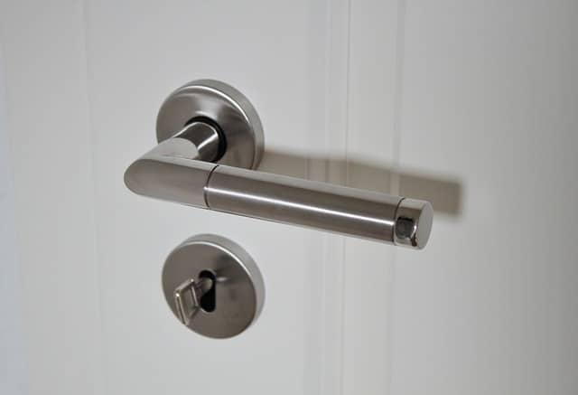 cerradura puerta